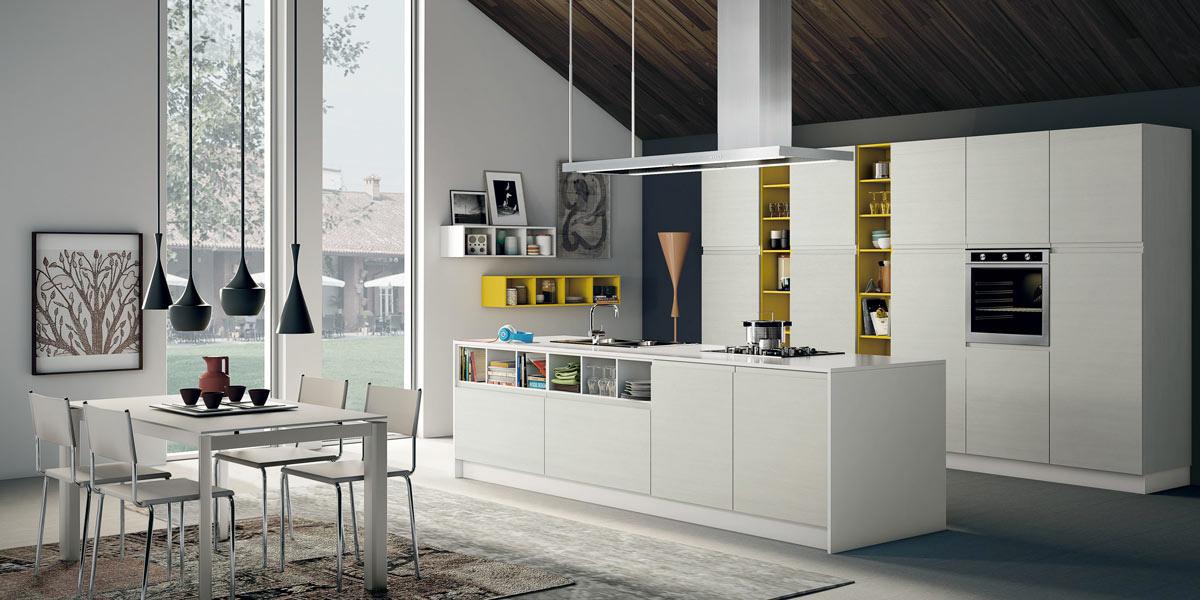 Best cucine in linea moderne gallery - Cucine udine vendita ...